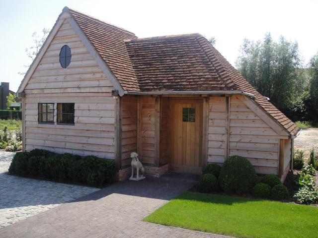 Prime Oak Buildings Eiken Bijgebouwen Tuinbergingen